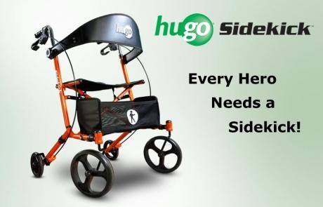 Presenting the Sidekick™ Rollator
