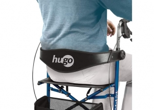 Le siège et le dossier du Sidekick™ de Hugo®